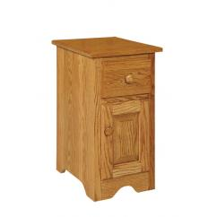 Wooden Shaker Style Night Stand