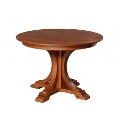 Wooden Verona Round Table