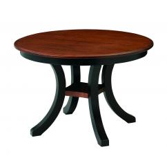 Wooden Harrison Round Table