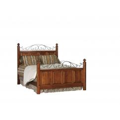 Cambridge Iron Bed
