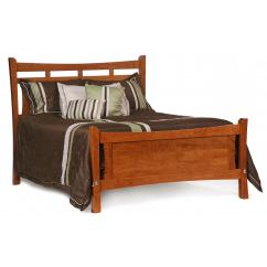 Madison Ave. Panel Bed