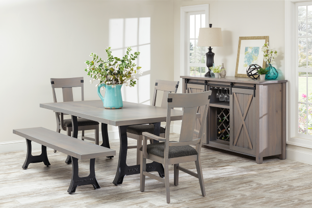 LAHOMA TABLE AND CHAIR SET