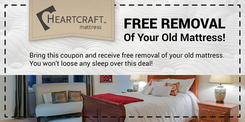 Free Removal Coupon