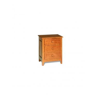 Shaker Drawer Night Stand