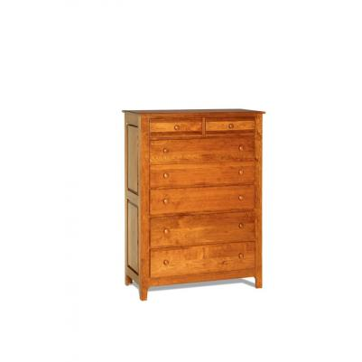 Shaker Master Chest of Drawers