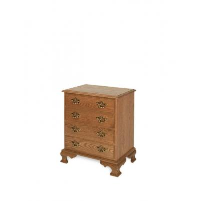 Colonial Drawer Night Stand